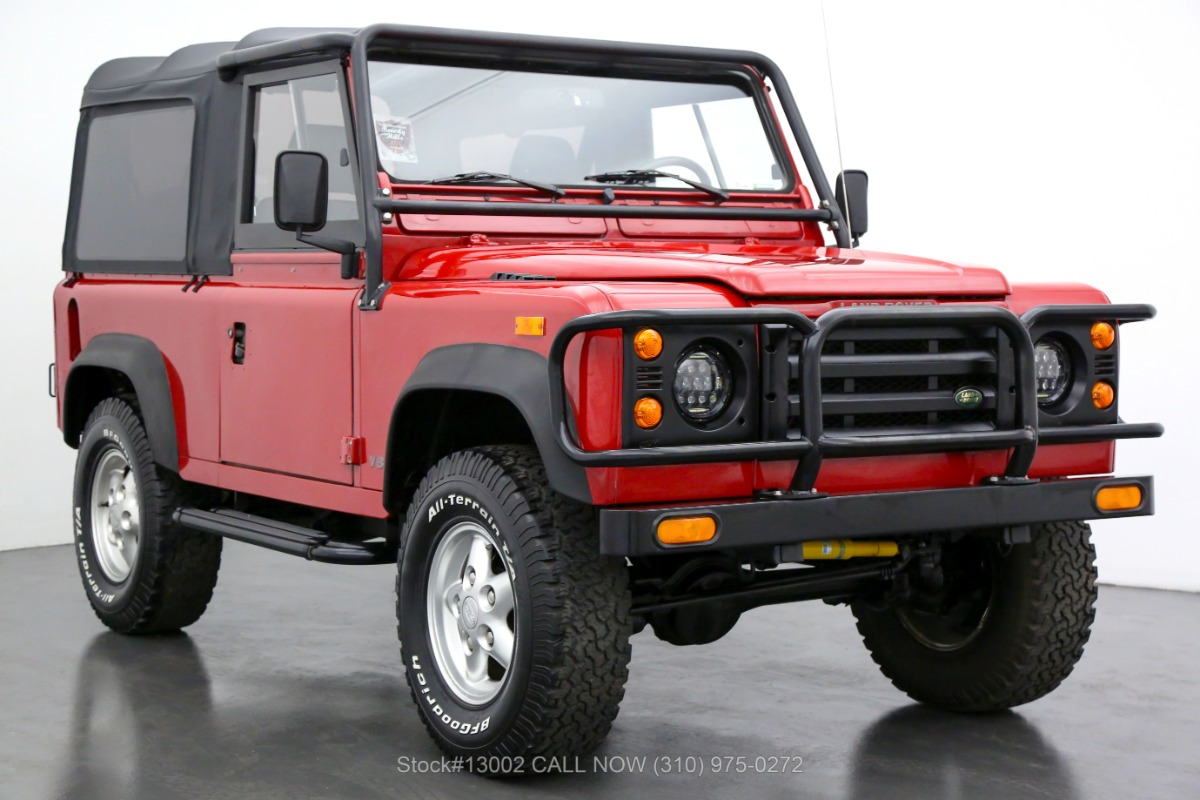 1994 Land Rover Defender 90 4x4