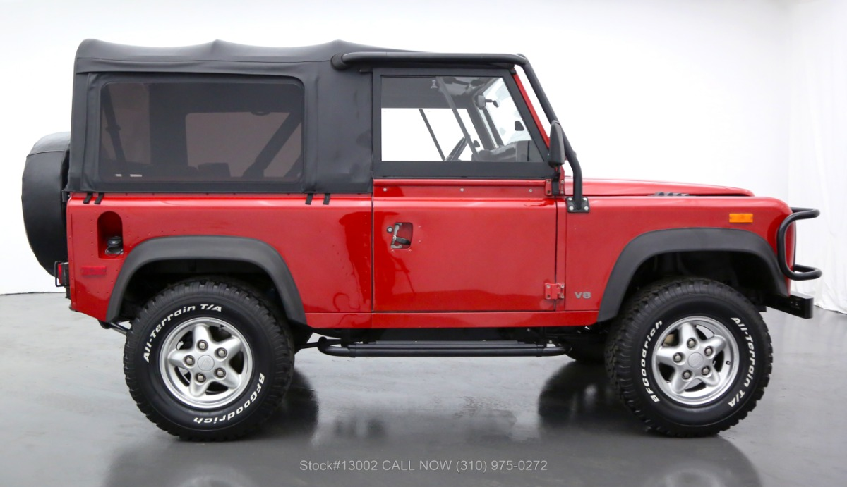 Used 1994 Land Rover Defender 90 4x4  | Los Angeles, CA