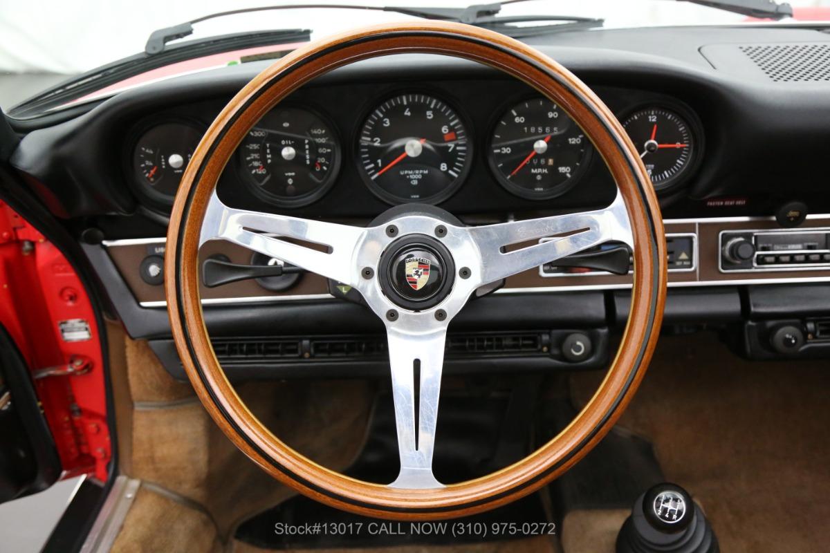 Used 1973.5 Porsche 911T CIS Targa   Los Angeles, CA
