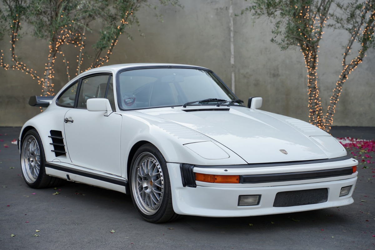 1988 Porsche 911 Turbo M505 Slant Nose