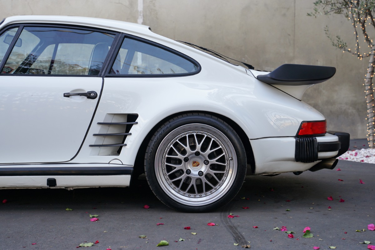 Used 1988 Porsche 911 Turbo M505 Slant Nose  | Los Angeles, CA