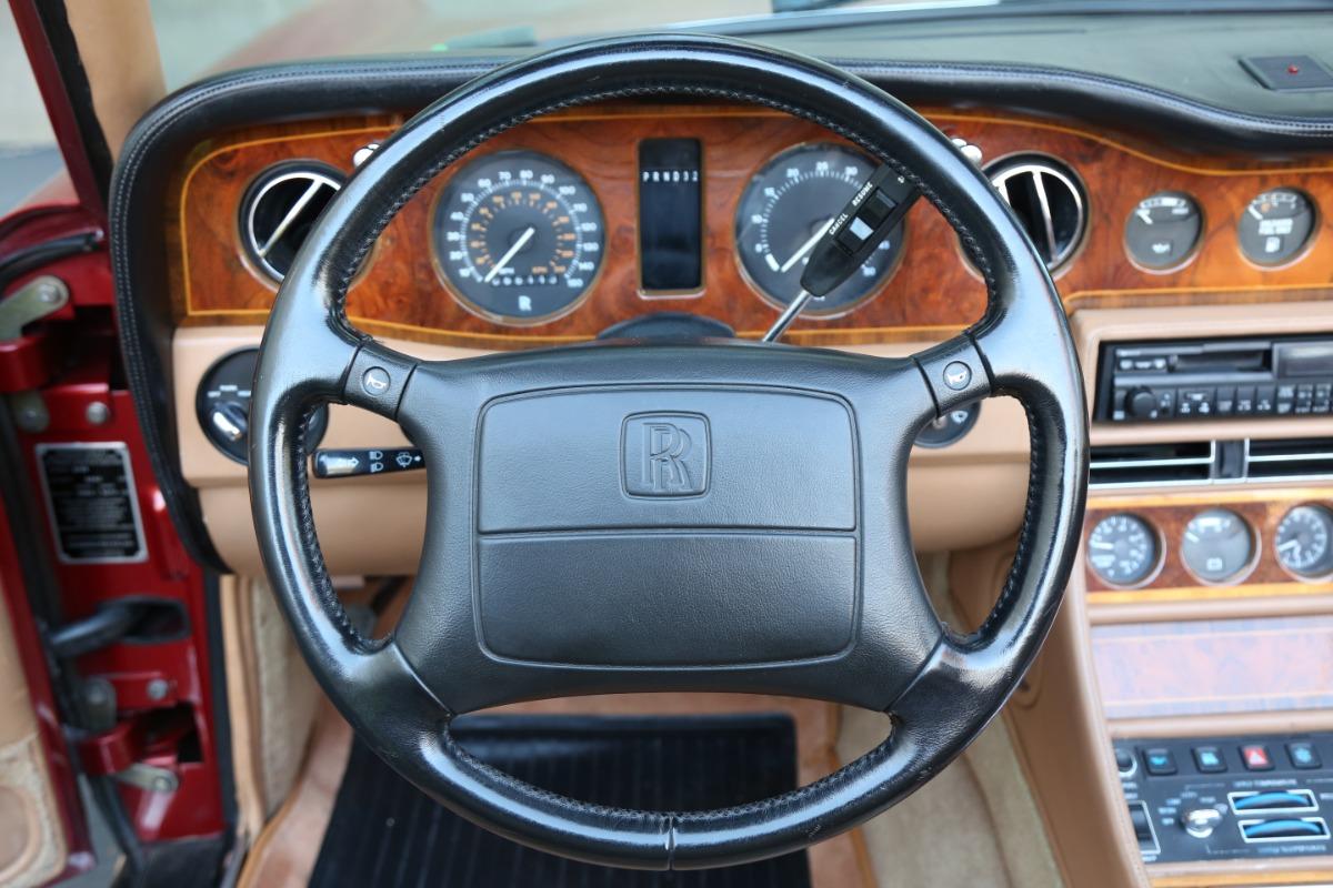 Used 1994 Rolls Royce Corniche IV    Los Angeles, CA