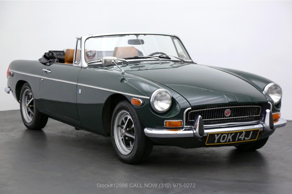 1971 MG B