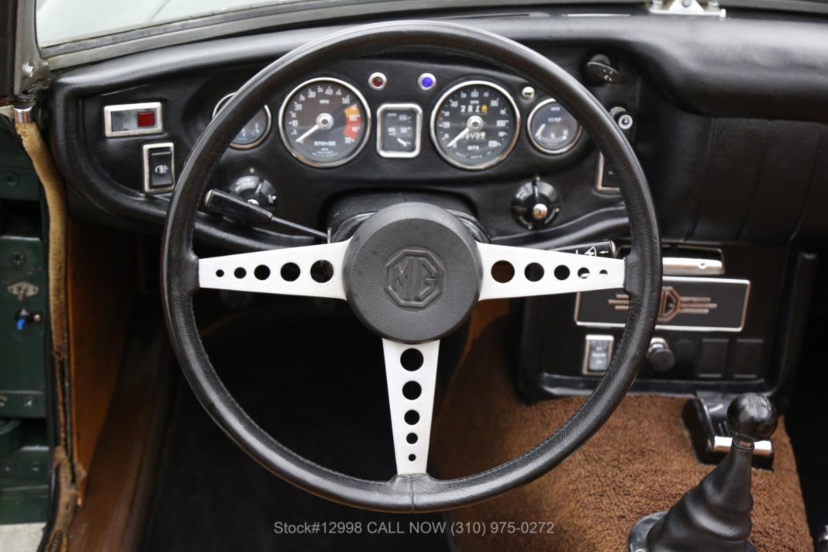 Used 1971 MG B    Los Angeles, CA
