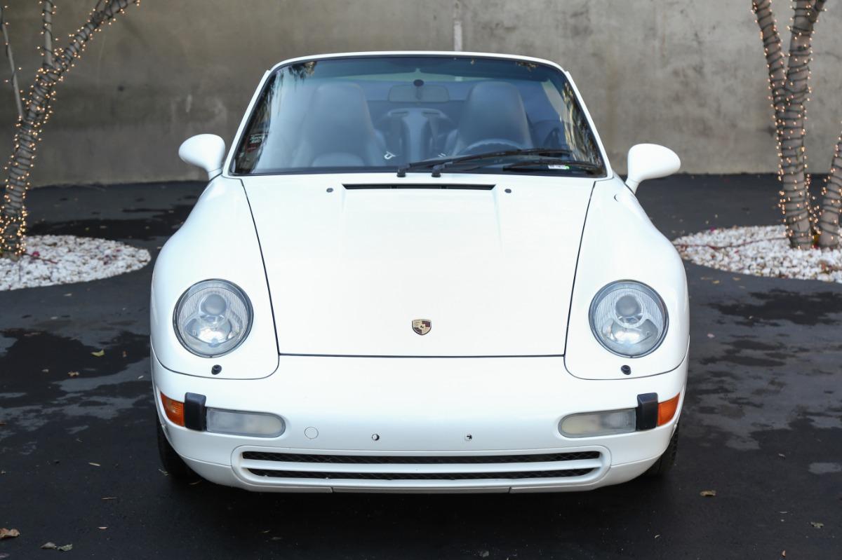 Used 1995 Porsche 993 Carrera Cabriolet   Los Angeles, CA