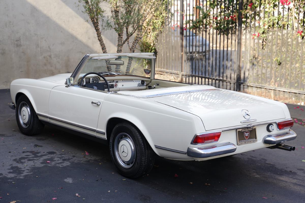 Used 1968 Mercedes-Benz 250SL    Los Angeles, CA