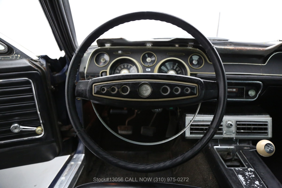 Used 1968 Ford Mustang Fastback | Los Angeles, CA