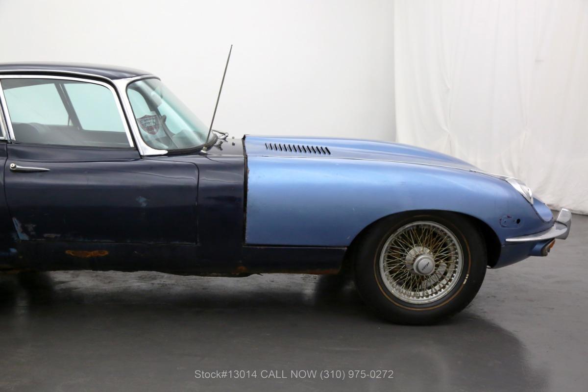 Used 1970 Jaguar XKE Fixed Head Coupe | Los Angeles, CA