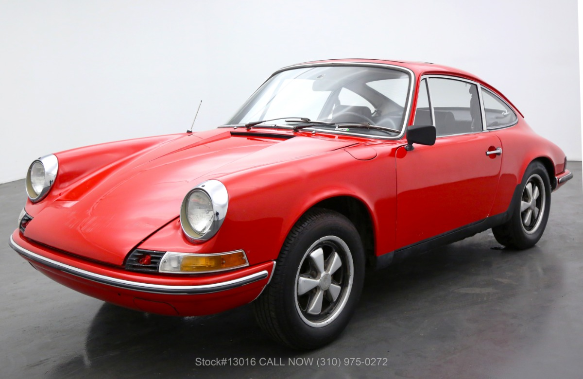 Used 1971 Porsche 911T Sunroof Coupe | Los Angeles, CA