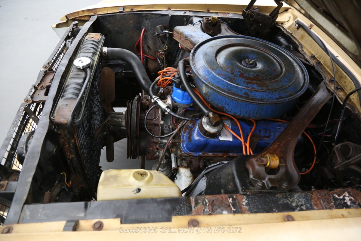Used 1968 Ford Mustang Convertible J-Code   Los Angeles, CA