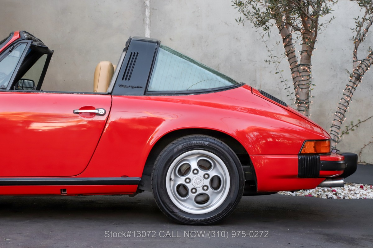 Used 1976 Porsche 911S Targa | Los Angeles, CA