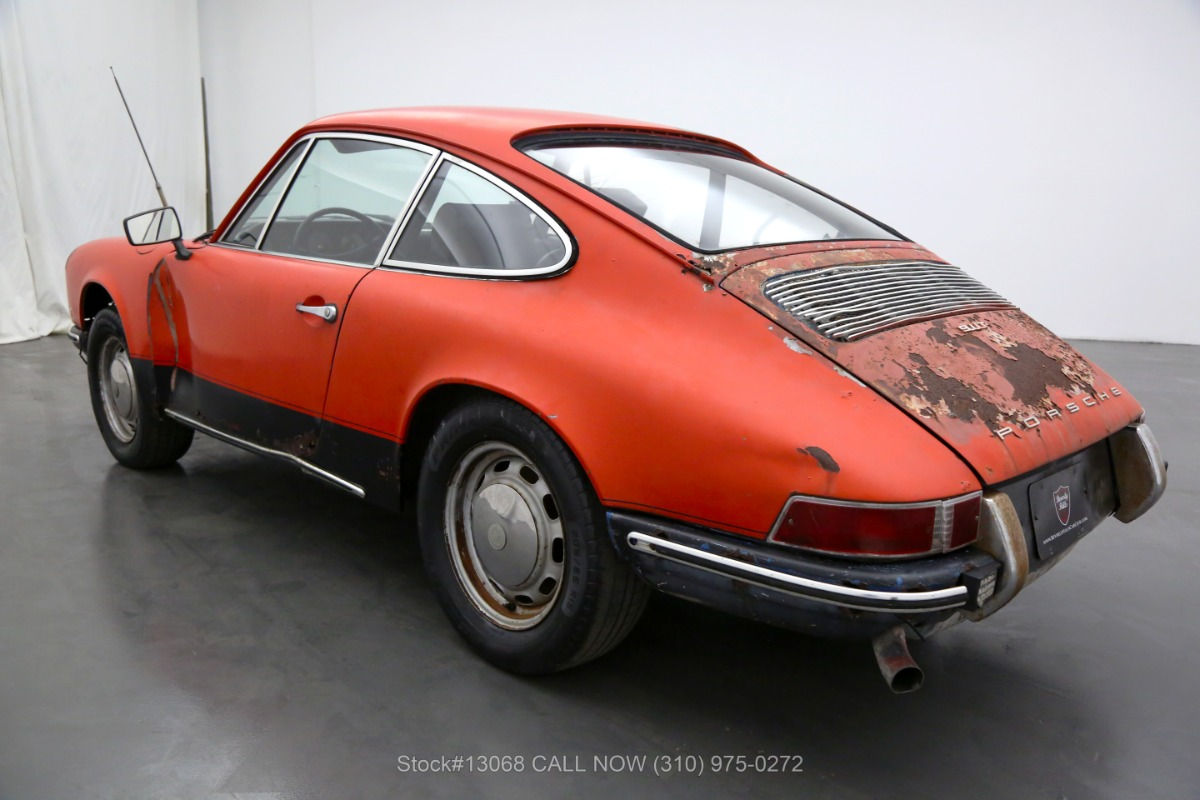 Used 1971 Porsche 911T Coupe | Los Angeles, CA