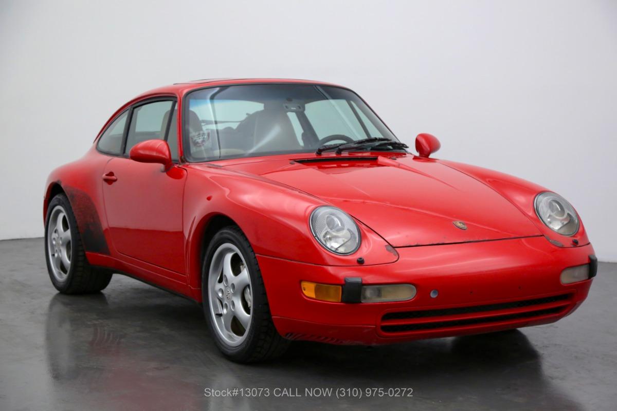 1995 Porsche 993 Carrera 4