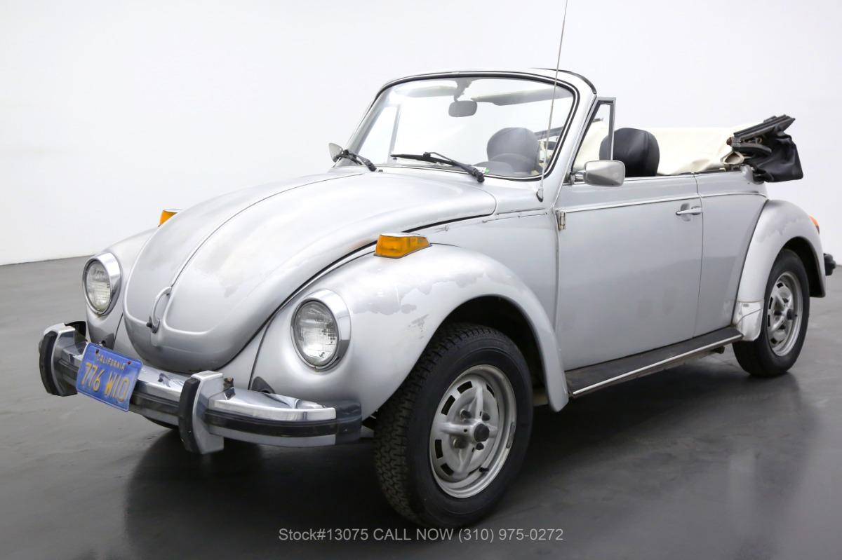 Used 1979 Volkswagen Beetle Cabriolet | Los Angeles, CA