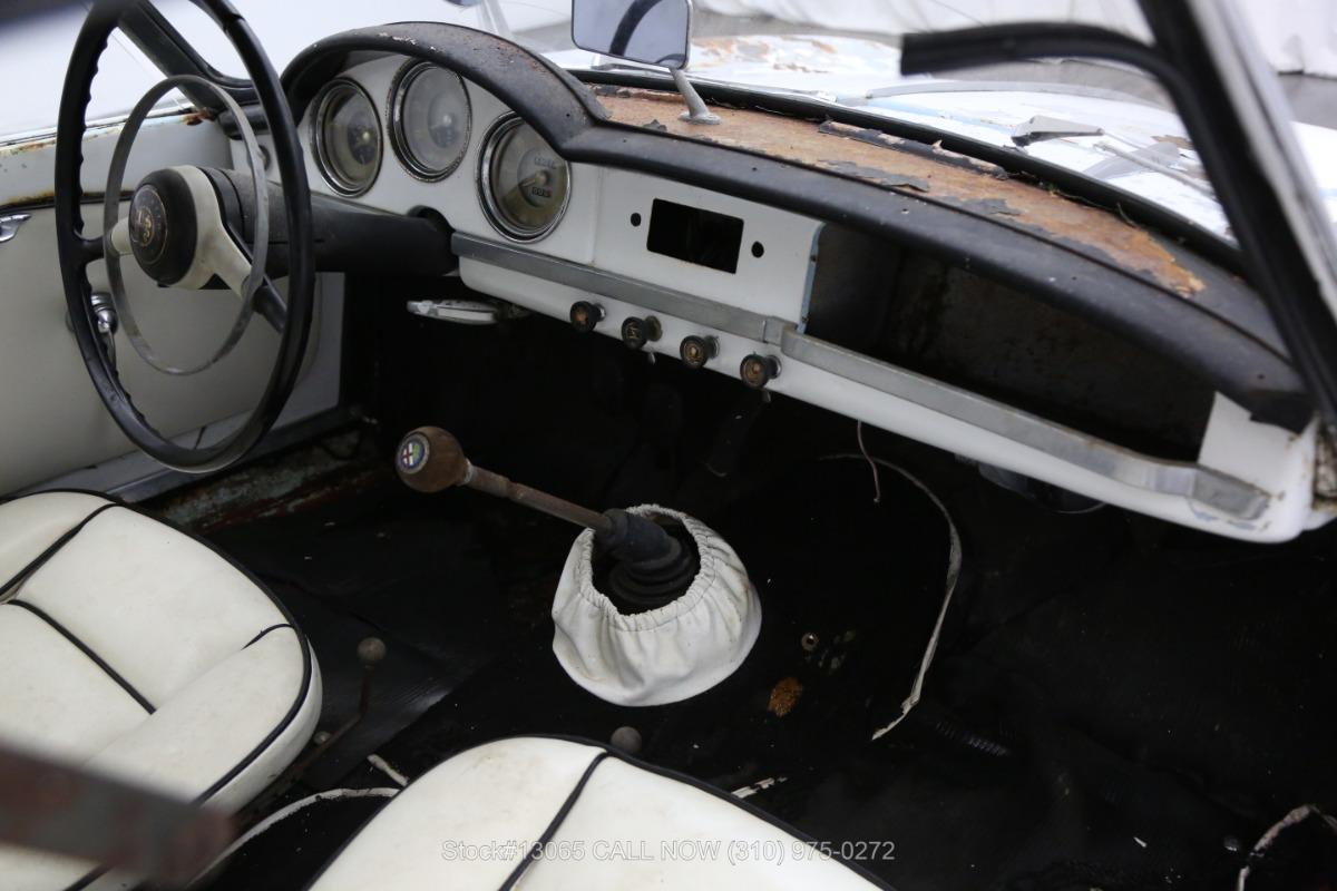Used 1959 Alfa Romeo Giulietta Spider Veloce  | Los Angeles, CA