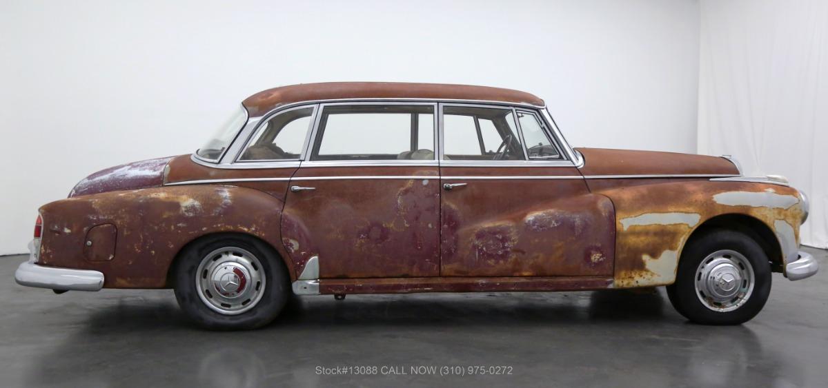 Used 1958 Mercedes-Benz 300D Adenauer | Los Angeles, CA