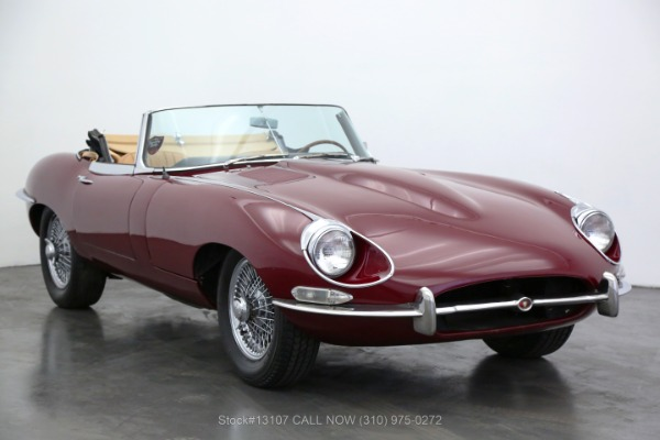 1968 Jaguar XKE Series 1.5