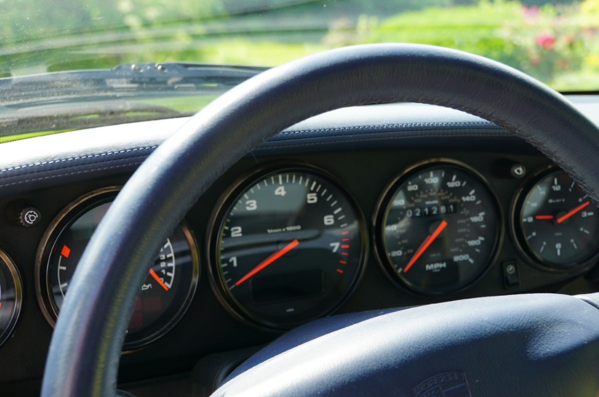 Used 1997 Porsche 993 Turbo | Los Angeles, CA