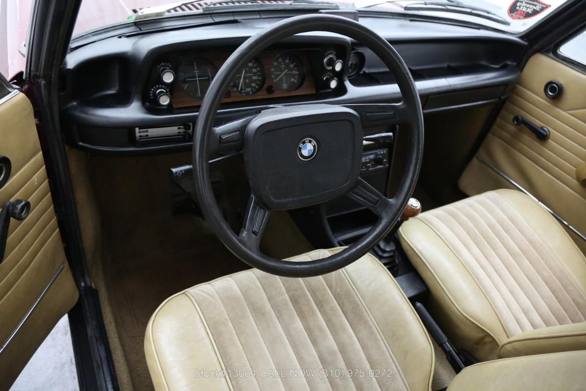 Used 1974 BMW 2002tii  | Los Angeles, CA