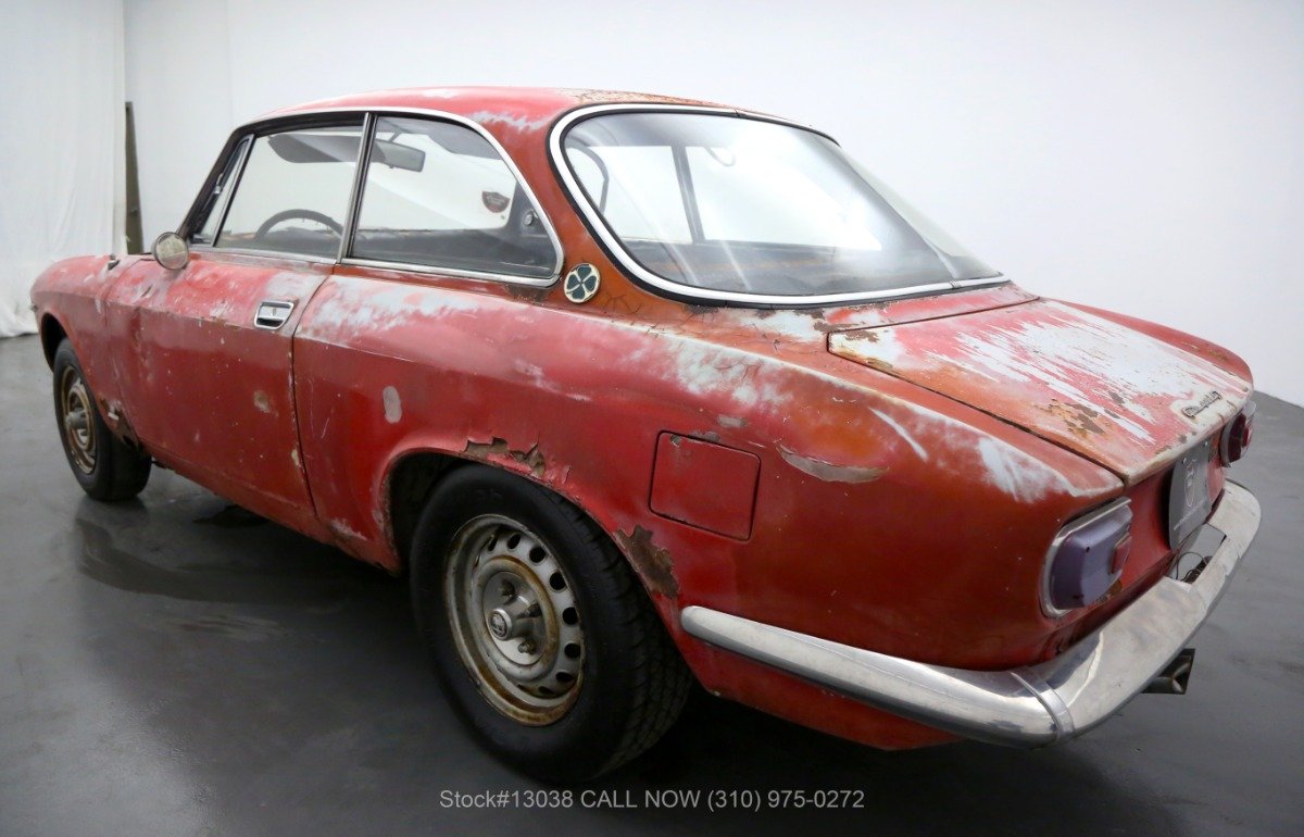 Used 1966 Alfa Romeo Giulia GT Veloce Stepnose  | Los Angeles, CA