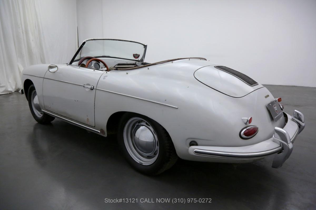 Used 1960 Porsche 356B Roadster | Los Angeles, CA