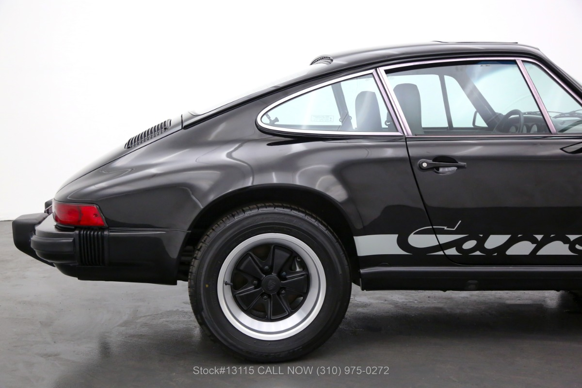 Used 1975 Porsche 911S Coupe | Los Angeles, CA