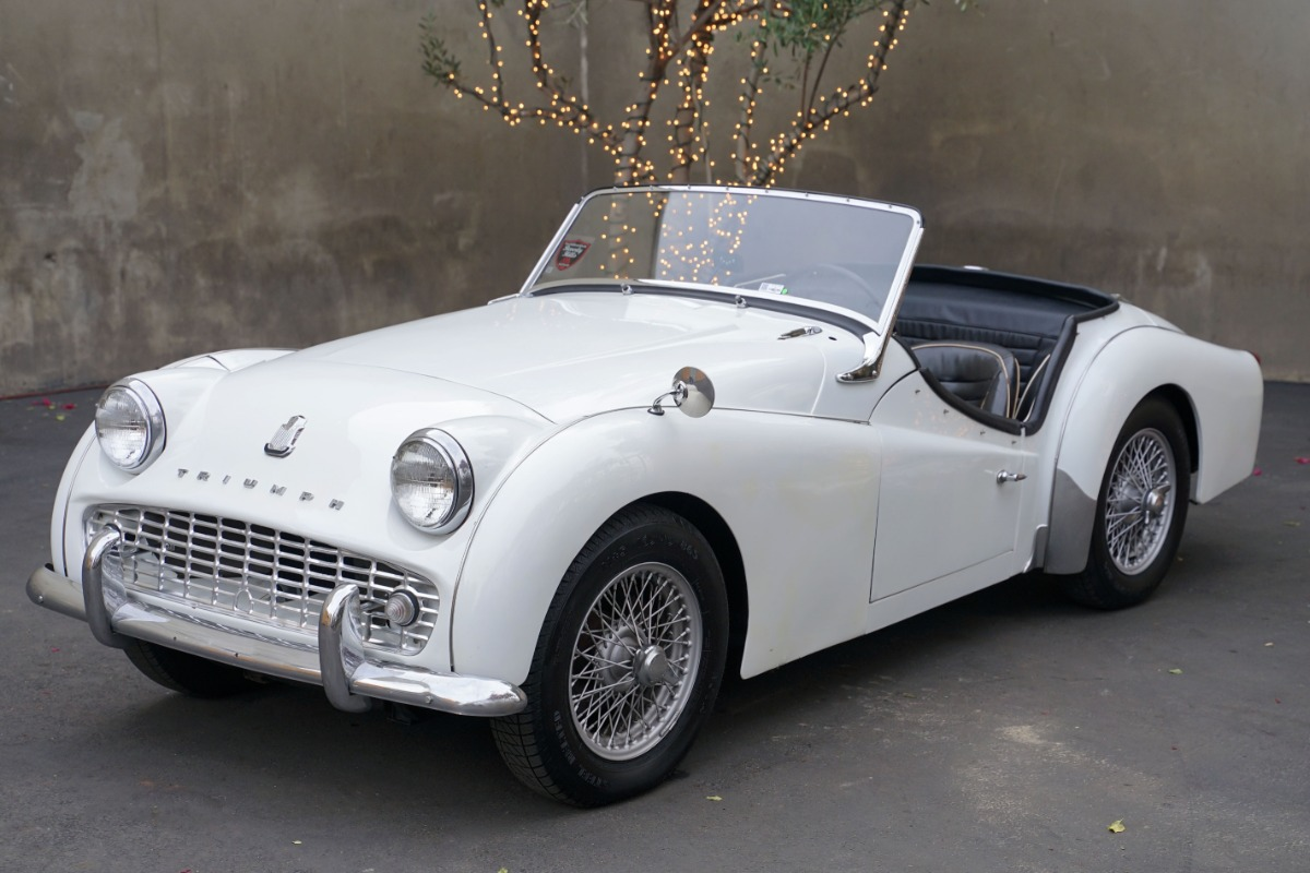 Used 1959 Triumph TR3A  | Los Angeles, CA