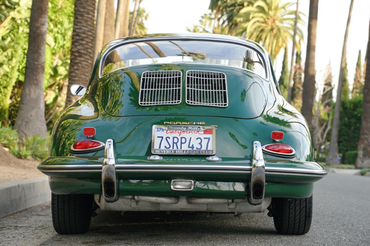 Used 1964 Porsche 356C Coupe | Los Angeles, CA