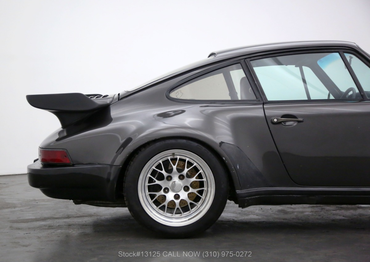 Used 1980 Porsche 930 Turbo Coupe | Los Angeles, CA