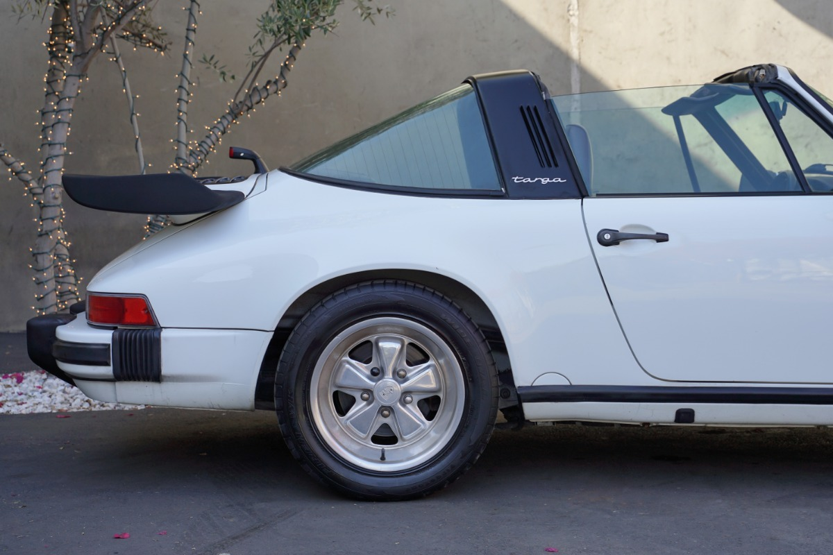 Used 1987 Porsche Carrera Targa | Los Angeles, CA