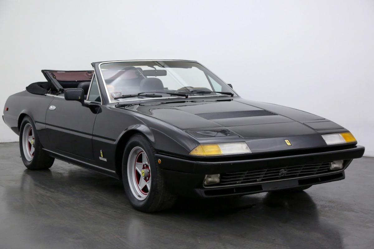 1983 Ferrari 400i  Spider