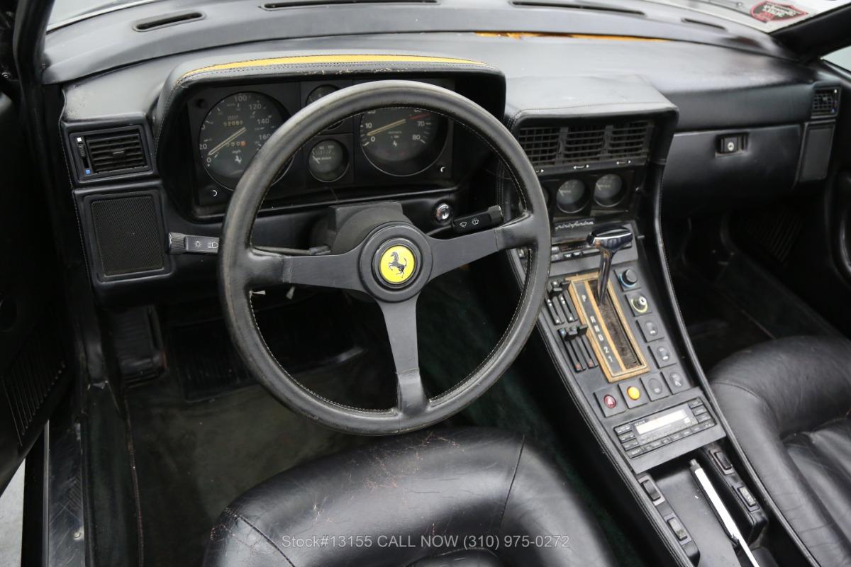 Used 1983 Ferrari 400i  Spider  | Los Angeles, CA