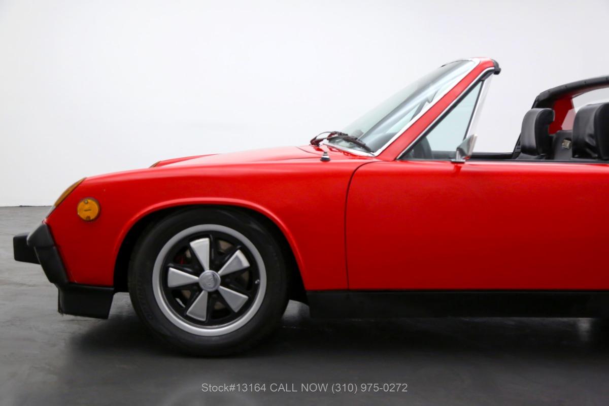 Used 1974 Porsche 914 2.0    Los Angeles, CA