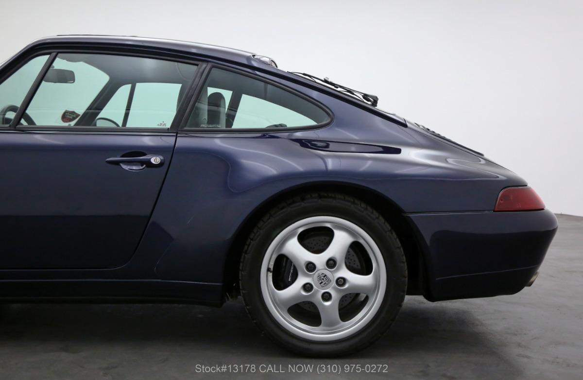 Used 1994 Porsche 993 Carrera Coupe   Los Angeles, CA
