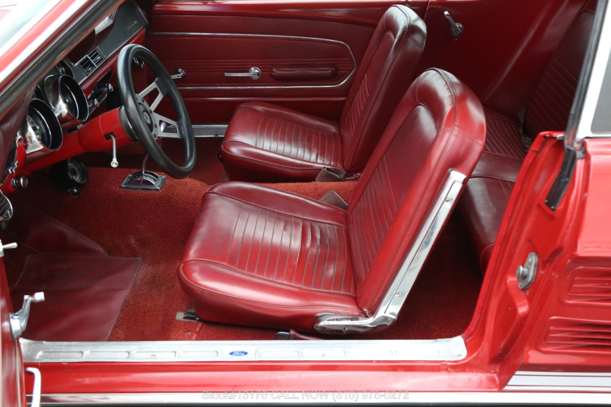 Used 1967 Ford Mustang GT Coupe S-Code | Los Angeles, CA