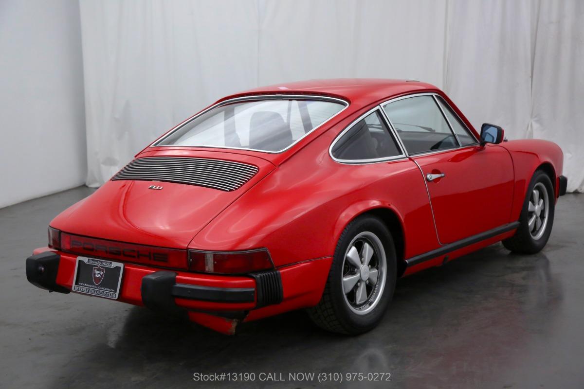 Used 1974 Porsche 911 Coupe 3.2 | Los Angeles, CA