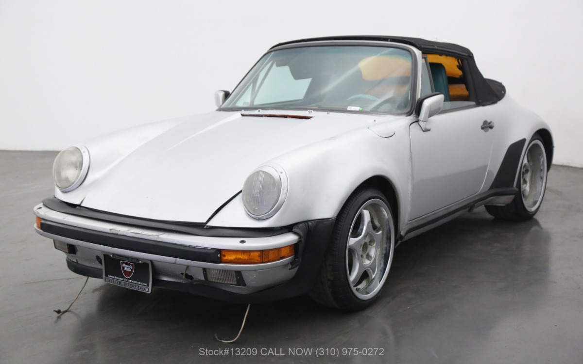 Used 1978 Porsche 911SC Cabriolet Conversion | Los Angeles, CA