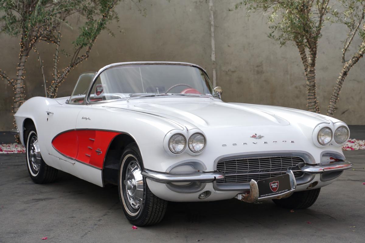 Used 1961 Chevrolet Corvette  | Los Angeles, CA
