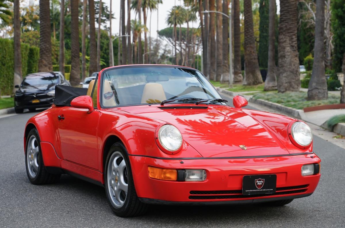 1992 Porsche America Roadster