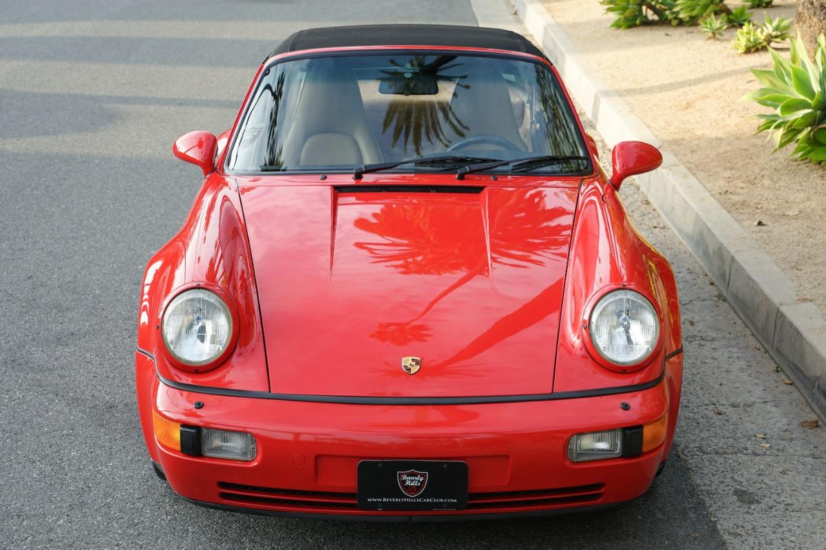 Used 1992 Porsche America Roadster | Los Angeles, CA