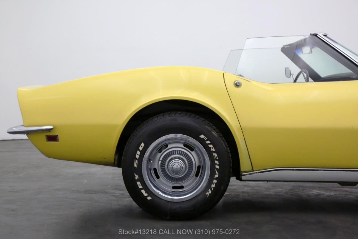Used 1968 Chevrolet Corvette Convertible   Los Angeles, CA