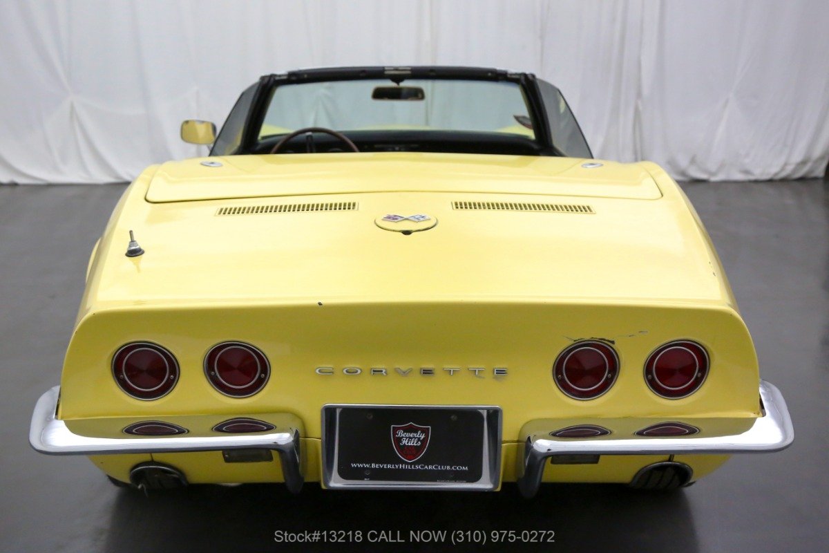 Used 1968 Chevrolet Corvette Convertible | Los Angeles, CA
