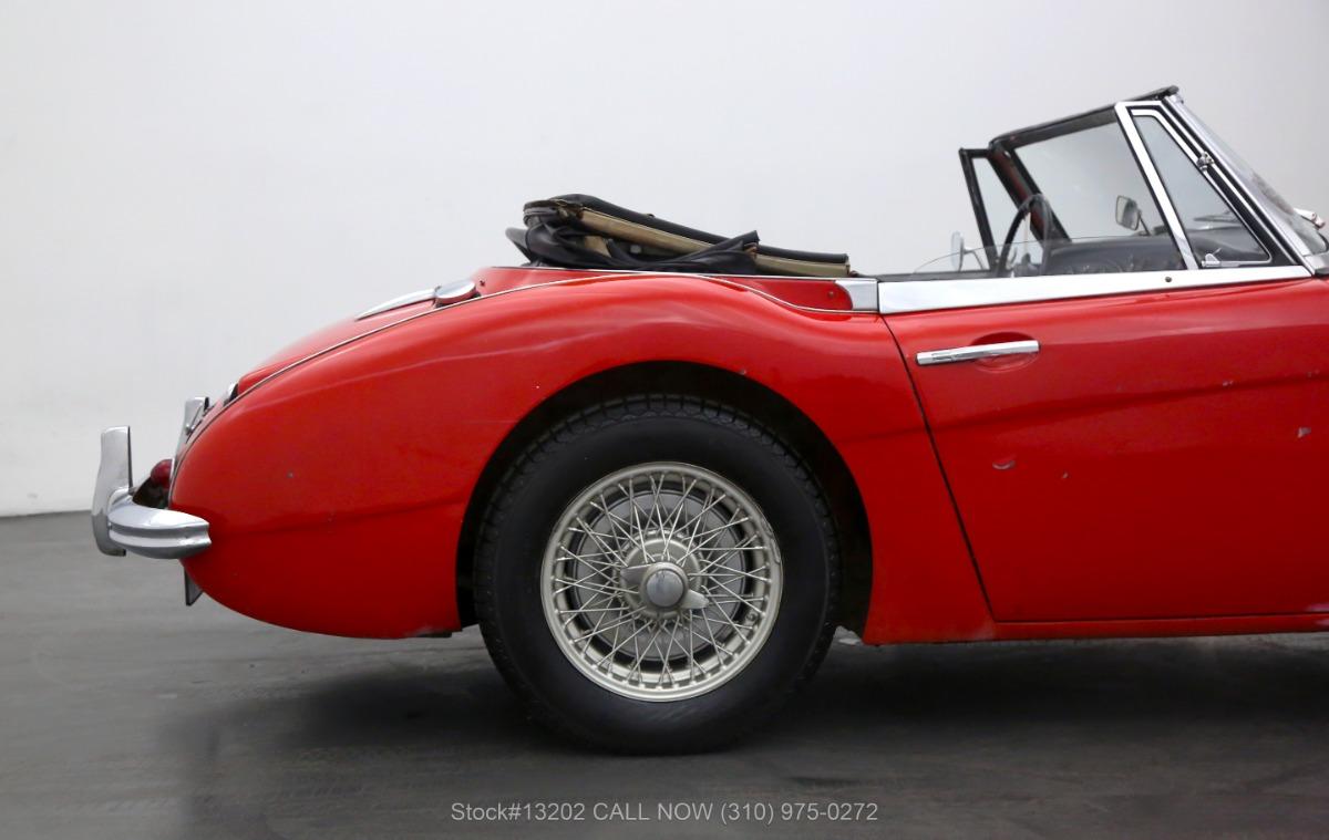 Used 1963 Austin-Healey 3000 BJ7 Convertible Sports Car   Los Angeles, CA