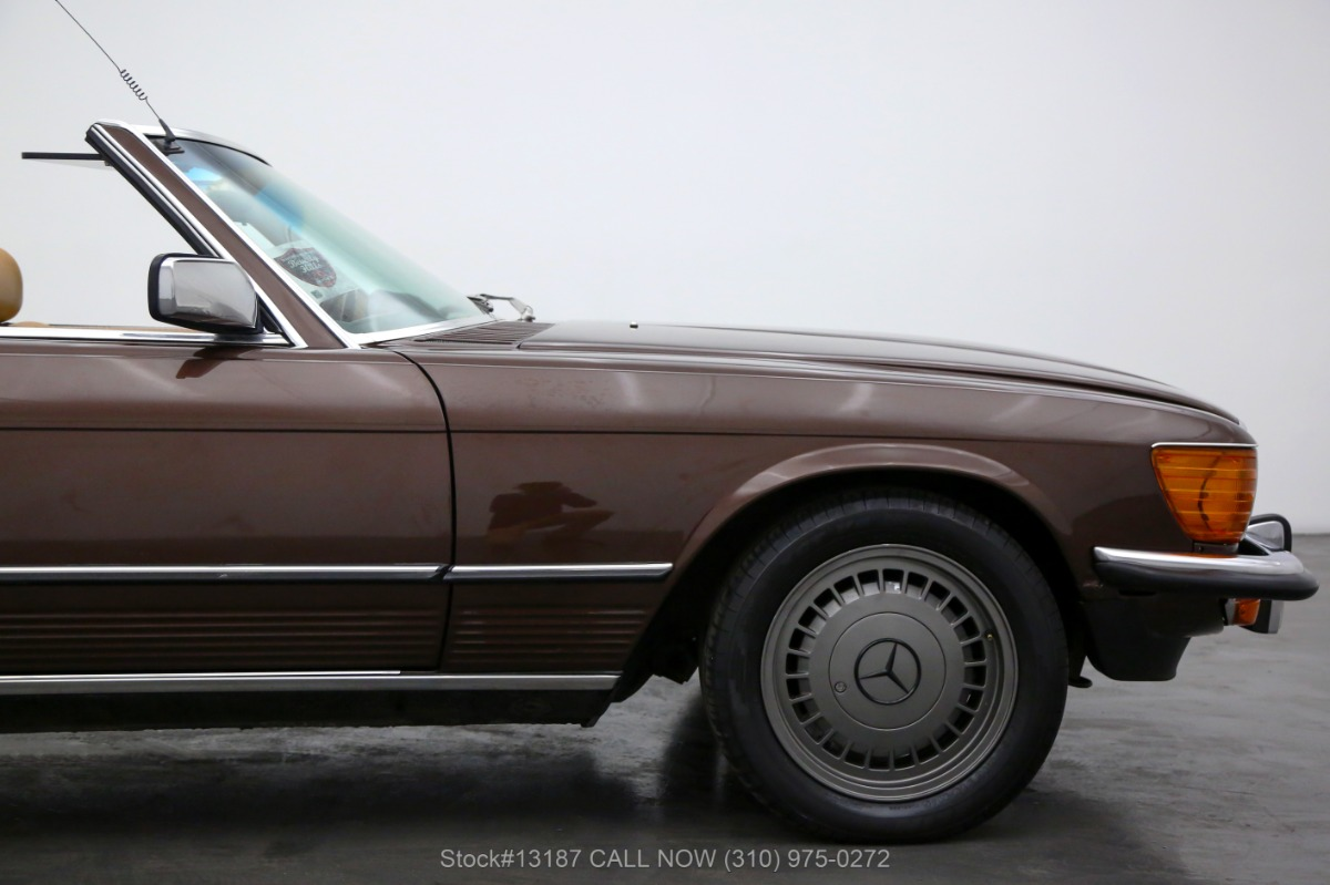 Used 1982 Mercedes-Benz 280SL 4-Speed  | Los Angeles, CA