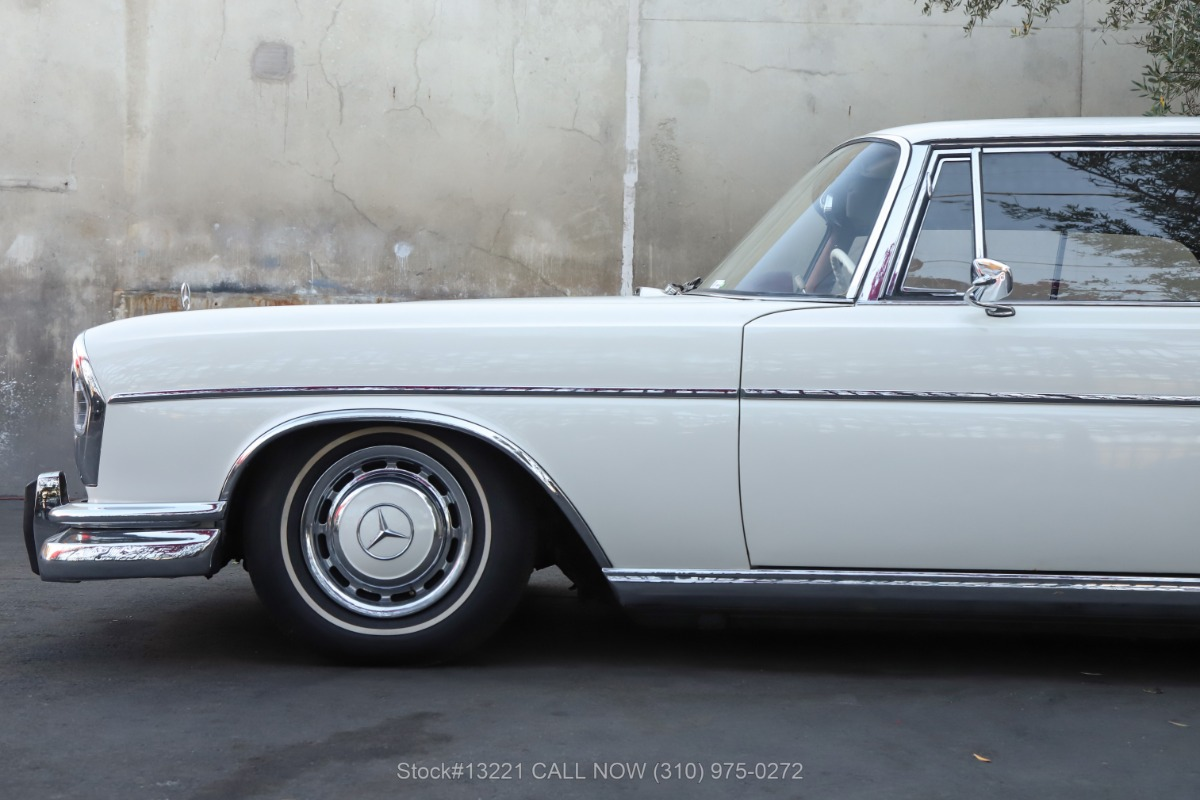 Used 1964 Mercedes-Benz 300SE Sunroof Coupe | Los Angeles, CA