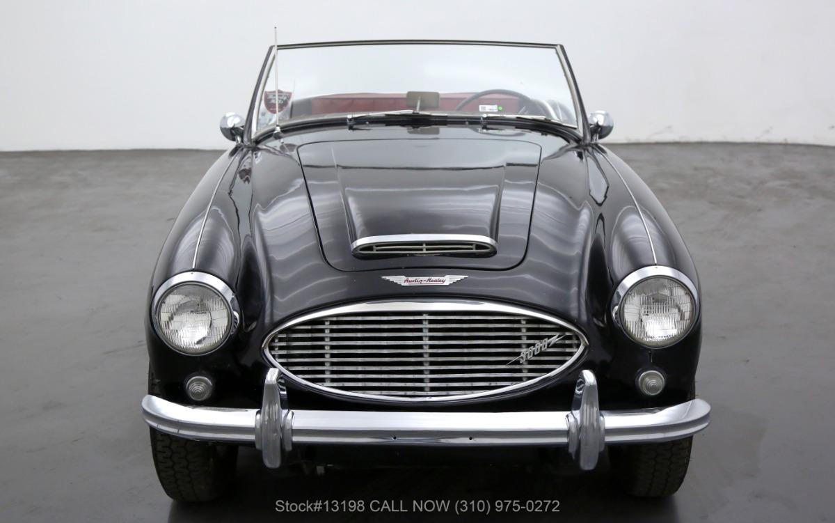 Used 1960 Austin-Healey 3000 BT7 Convertible Sports Car | Los Angeles, CA