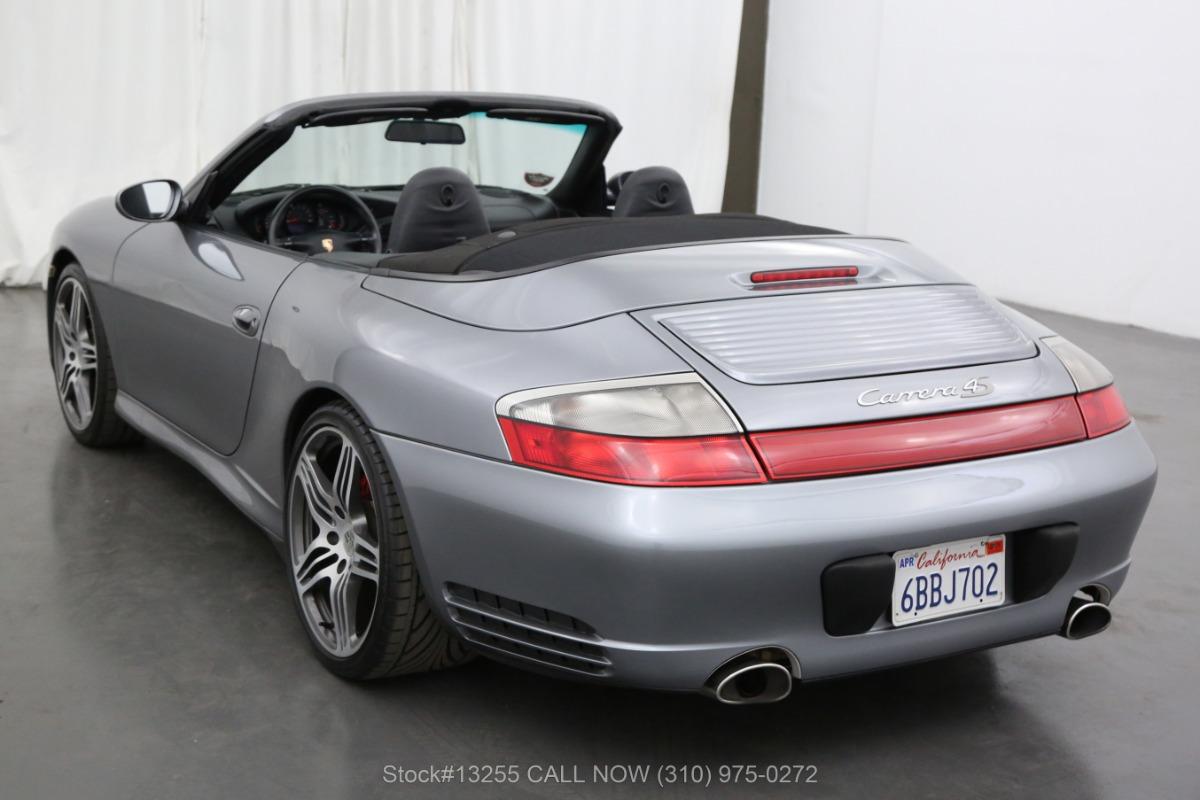 Used 2004 Porsche 911 Carrera 2 4S Cabriolet | Los Angeles, CA