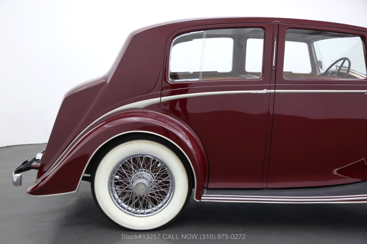 Used 1938 Rolls Royce 25/30 Saloon with Coachwork by Park Ward  | Los Angeles, CA