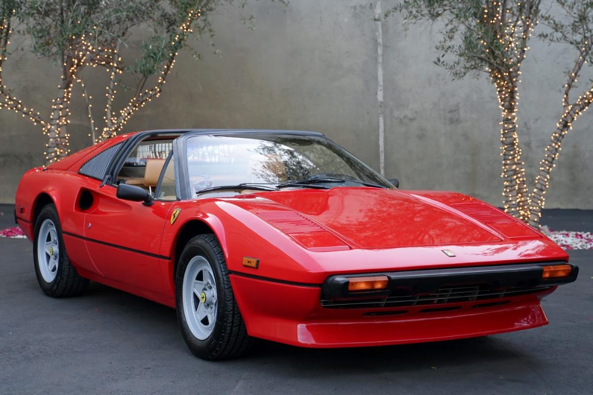 1982 Ferrari 308GTS