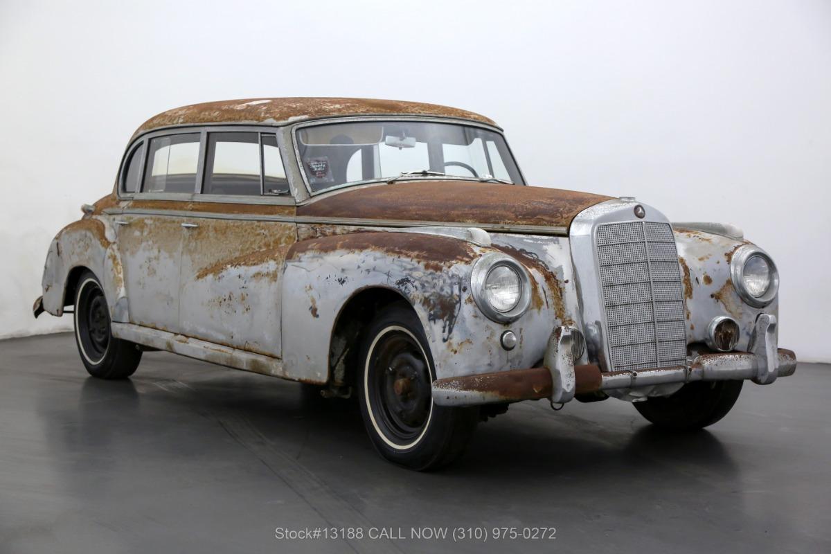 1955 Mercedes-Benz 300B Adenauer